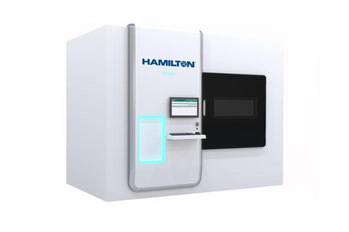 Sample Management | Compound Management Verso Automated Sample Management Hamilton